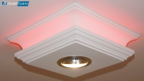 RGB design lámpa