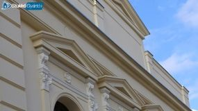 műemlék felújítása