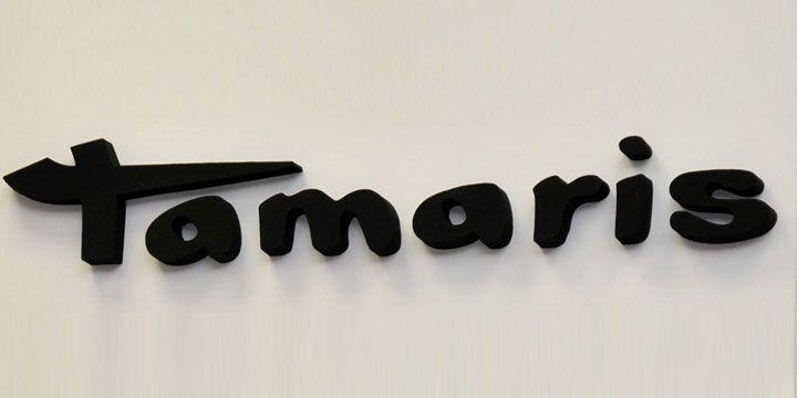A 3D habvágás vagy más néven habbetű vágás remek lehetőségeket biztosít céges logók gyártására.