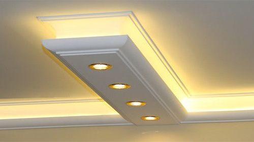 Led mennyezeti lámpa, design lámpák  Stukkó