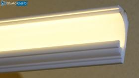 LED szalag, mennyezet világítás,