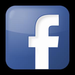 a facebook iconja